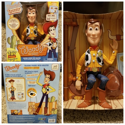 """Review] Toy Story """"Signature Collection"""" Woody   NYC Gal Out ♡"""